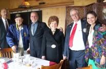 Bronx Rotary Club Members