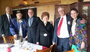 Bronx Rotary Club, jill, Dr Paer y miembros